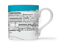 Pevensey Bay Ceramic Mug