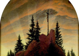 The Cross in the Mountains