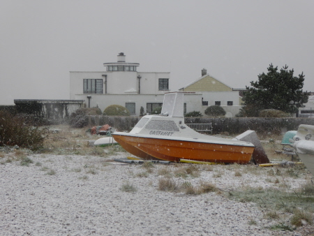050218 Snow on Pev Bay