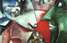 180719 Chagall's I and the Village reduced