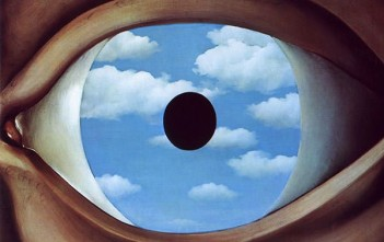 181120 Rene Magritte The False Mirror